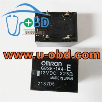 G8SE-1A4E-12VDC HONDA ODYSSEY vulnerable headlight control relays