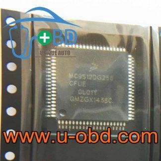 MC9S12DG256CFUE 0L01Y AUDI Q7 A6 J518 Module Vulnerable MCU