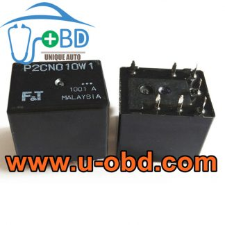 P2CN010W1 Widely used vulnerable automotive BCM relays