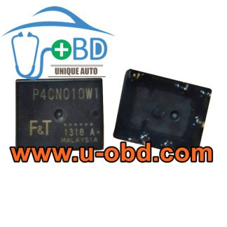 P4CN010W1 widely used vulnerable Automotive BCM relays