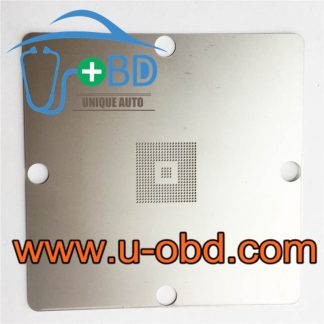 R8A77850B dedicated BGA Chip reballing stencil AUDI Audio host