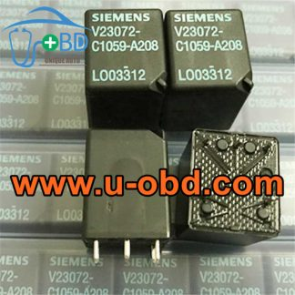 V23072-C1059-A208 widely used automotive vulnerable relays