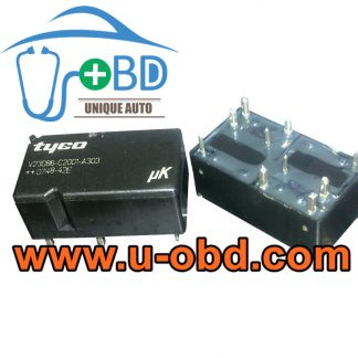 V23086-C2001-A303 widely used vulnerable automotive BCM relays