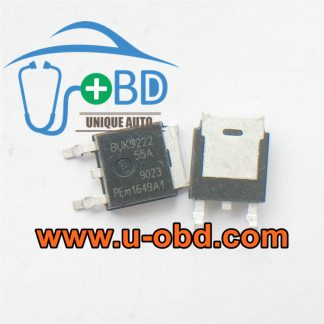 BUK9222-55A Commonly used vulnerable transistor