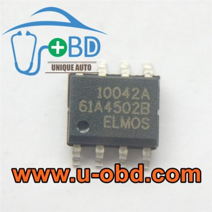 10042A BMW Vulnerable CAN Communication driver chips