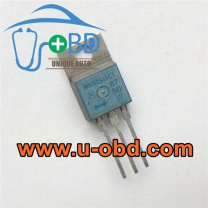 2545CT ABS ECU Vulnerable transistors
