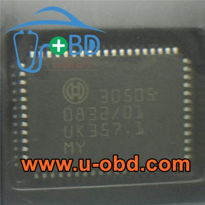 30505 BOSCH ECU Commonly used vulnerable chips