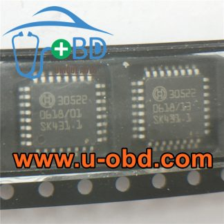 30522 BMW DME Vulnerable chips