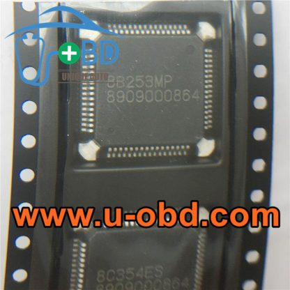 8909000864 BOSCH ECU volkswagen ECU vulnerable chips