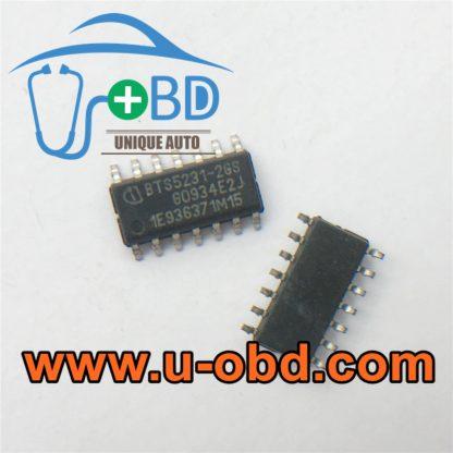 BTS8231-2GS BMW Vulnerable driver chips