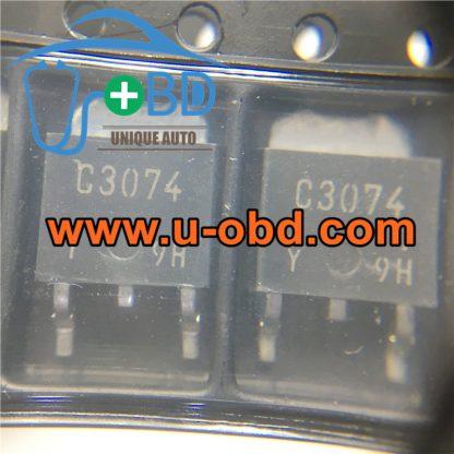 C3074 Widely used vulnerable automotive ECU transistors