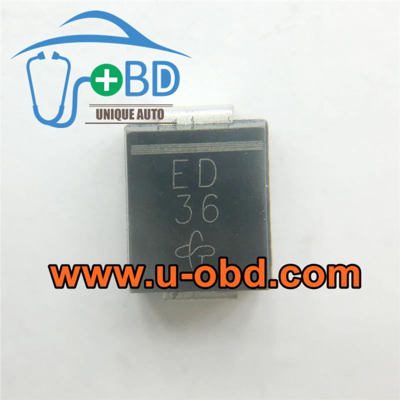 ED Transient Voltage Suppressor