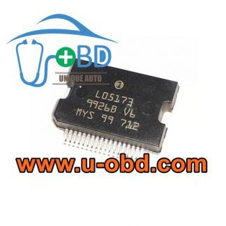 L05173 BOSCH M7 ECU Vulnerable power supply regulator chips
