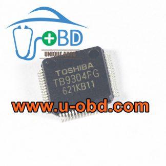 TB9304FG Automotive ABS ECU ABS Module vulnerable chips
