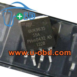 BUK9635-55A Car ECU Commonly used field effect transistor