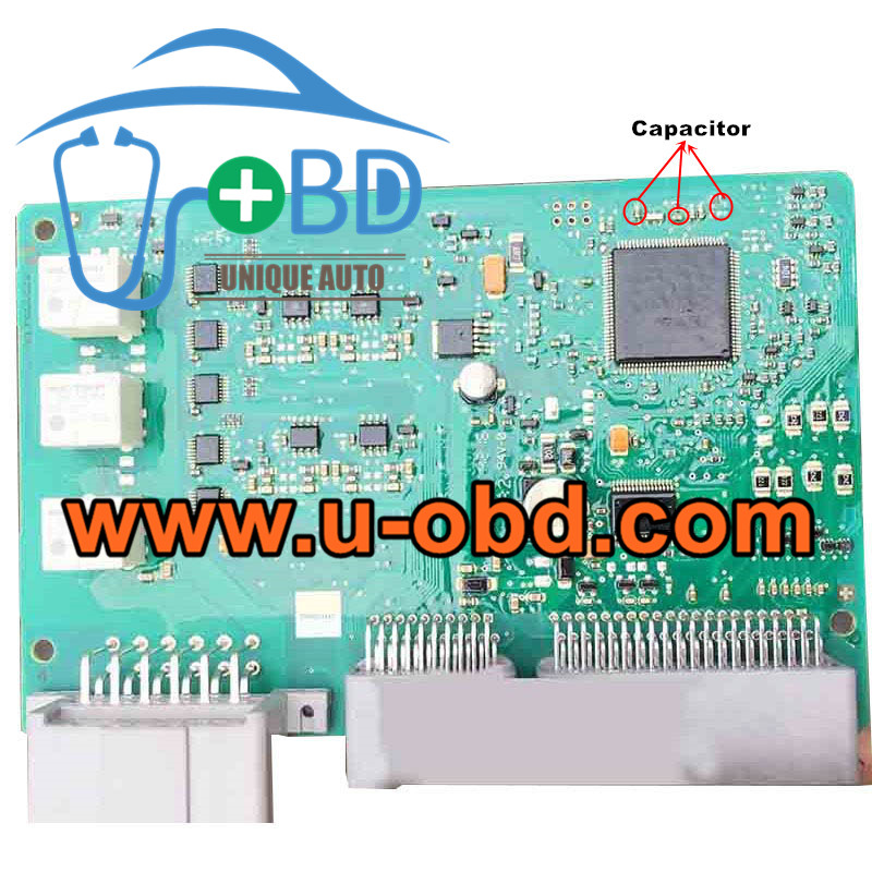 LANDROVER KVM vulnerable capacitor