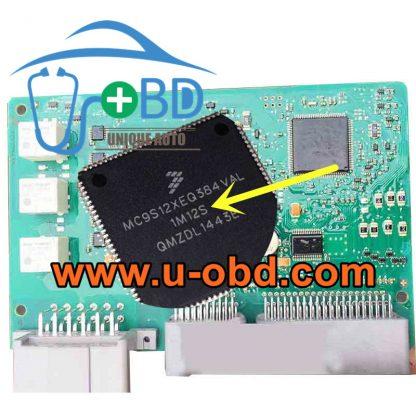 MC9S12XEQ384VAL 1M12S LANDROVER KVM Vulnerable MCU