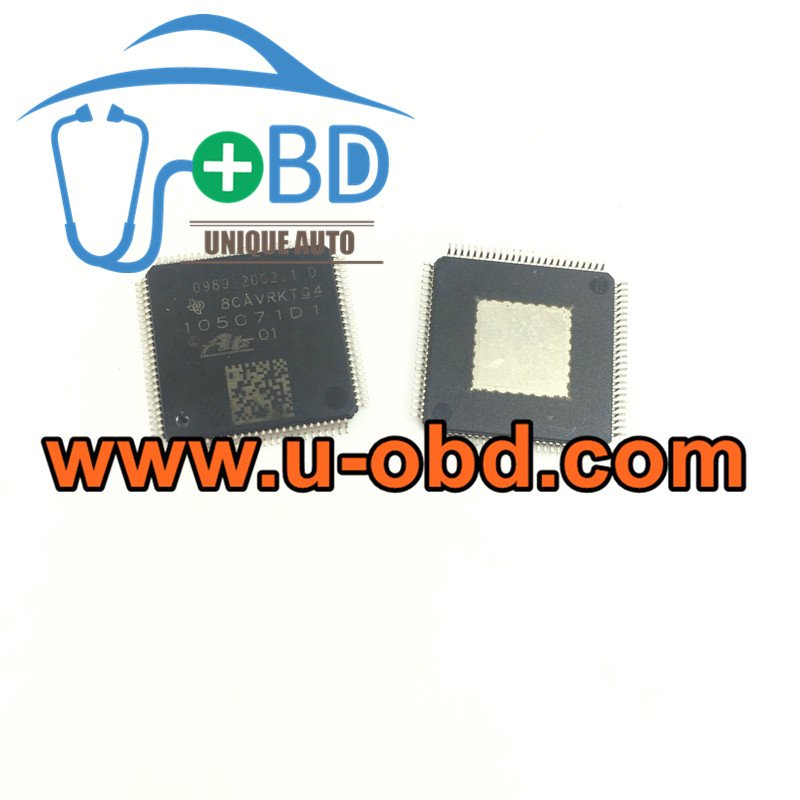 0989-2002.1D Ford ABS Module ABS ECM power communication chips - 2 PCS Per Lot