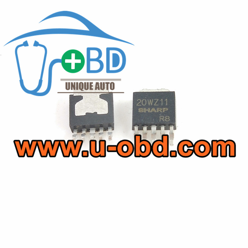 20WZ11 Car ECU commonly used driver chips