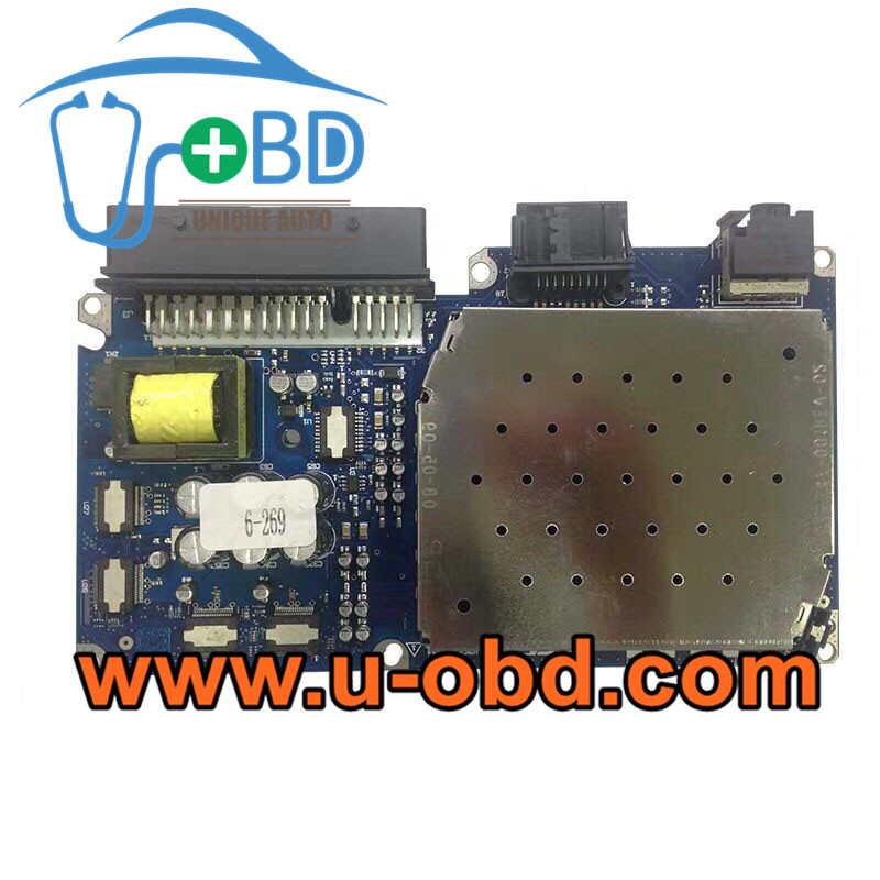 AUDI A6 Q7 BOSE amplifier J525 Module replacement
