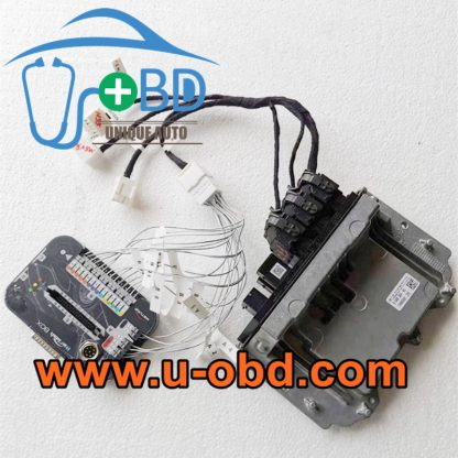 BMW B38 DME Magicmotorsport X17 Clone harness adapter