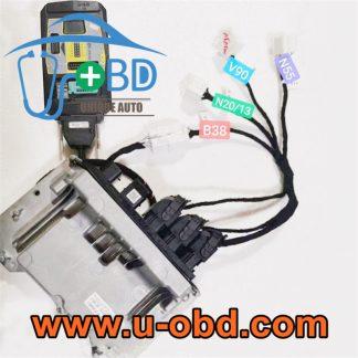 VVDI Prog BMW B38 N13 N20 N52 N55 MSV90 dedicated clone harness adapters