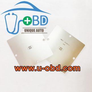 153 169 BGA eMMC chip reballing stencil