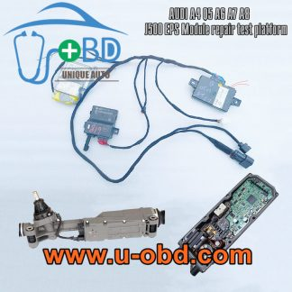 AUDI B8 A4 Q5 C7 A6 A7 A8 Electric power steering module J500 EPS test platform