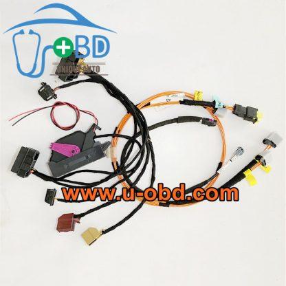 AUDI MMI 3G 3G+ J794 056 053 Radio J525 amplifier test platform