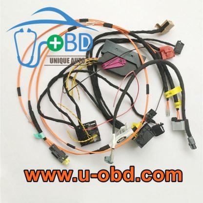 AUDI MMI J794 Multimedia head unit test platform