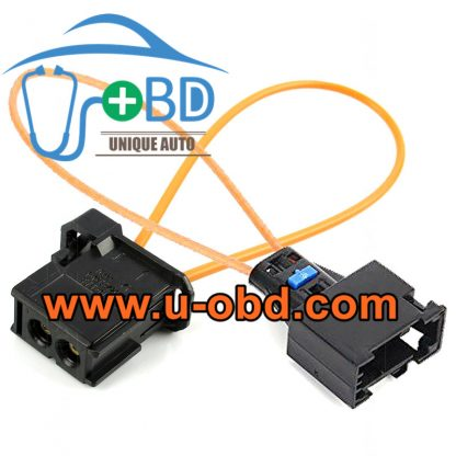 Automotive MOST Fiber optic loop cable set