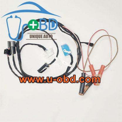 BMW 7 Series 5 series 3 series F02 F18 F35 Chassis EPS power steering module repairing test platform