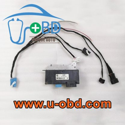 BMW 7 Series 5 series 3 series F02 F18 F35 Chassis electronic power steering test platform