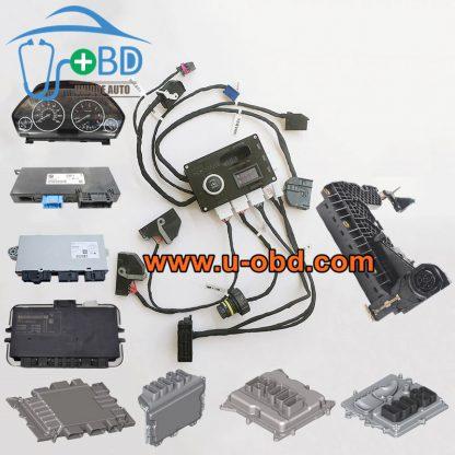 BMW CAS4 FRM B38 N13 N20 N55 N52 MSV90 DME 8HP TCU test platform