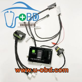 BMW FEM BDC Key adapting platform B38 N13 N20 N55 MSV90 DME EGS 6HP 8HP Test platform