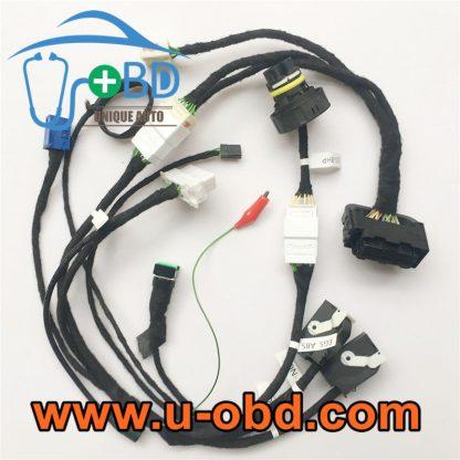 BMW N13 N20 N20 N52 N55 MSV90 DME programming harness TCU test platform