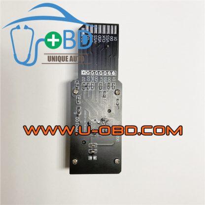 Car Headunit repair tools MultiMediaCard LBGA100 eMMC Memory chip programming adapter