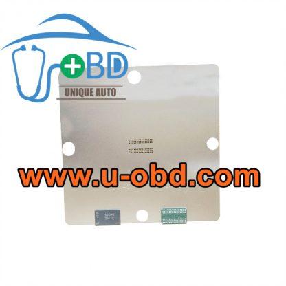 D9FFC AUDI J794 vulnerable BGA memory chip Reballing stencil