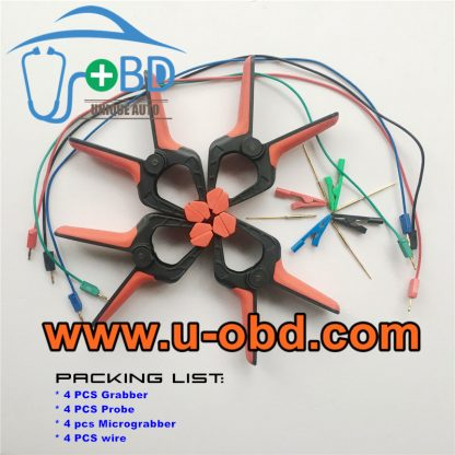 ECU tuning BDM Frame programming probe clip probe holder
