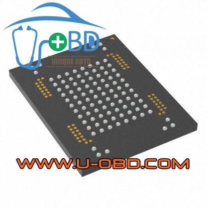 Headunit eMMC chip BGA100 eMMC chip LBGA100 programming sockets