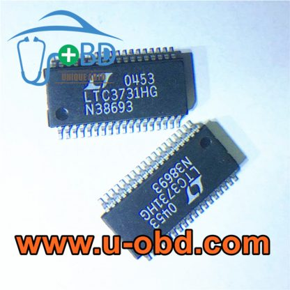 LTC3731HG Widely used vulnerable chips