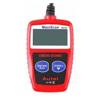 MS309 OBD2 Scanner