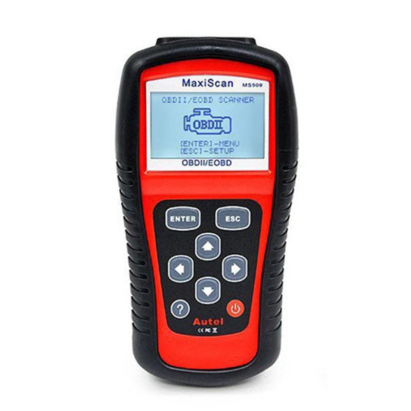 MS509 OBD Scan