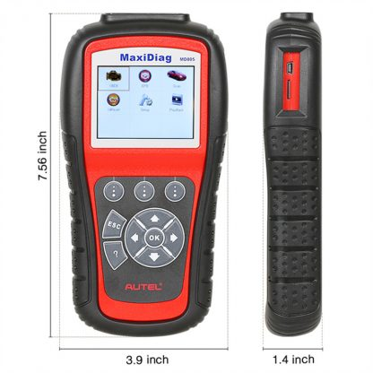 MaxiDiag Elite MD805 All Systems OBD2