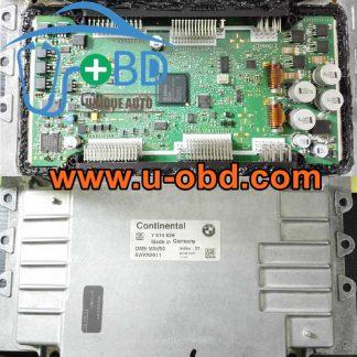 BMW MSV90 DME Engine Oil level measure failure BSD Failure repair solution repair kit