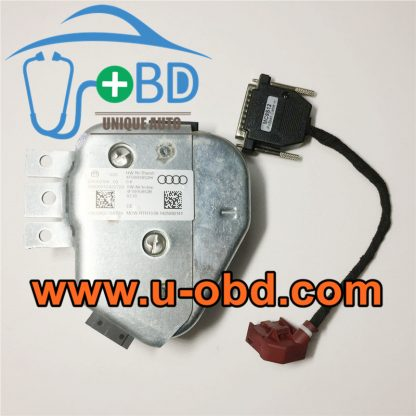 AUDI C6 A6 Q7 J518 Steer column lock module emulator