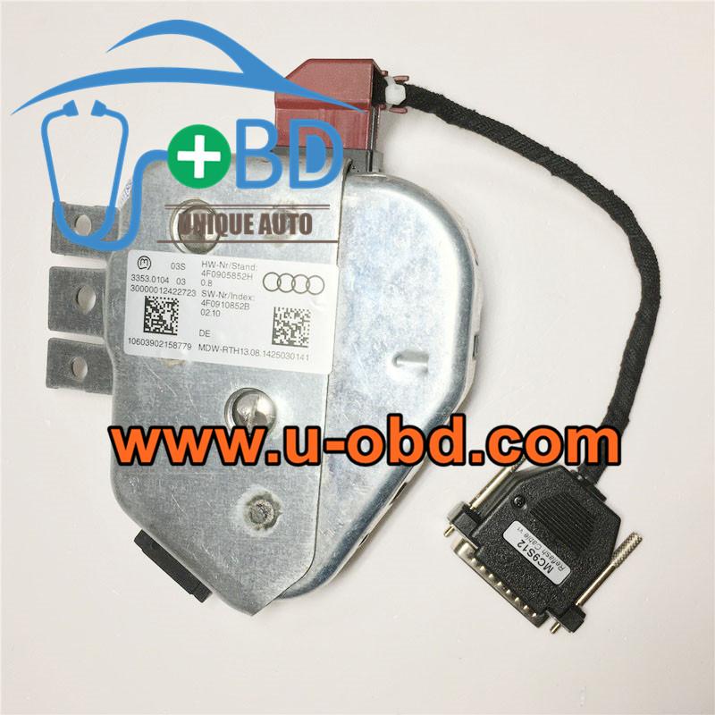 AUDI C6 Q7 A6 J518 ELV Module emulator with VVDI prog cable