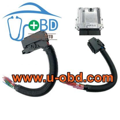 BOSCH EDC17 Connector 94 PIN 60 PIN plug cable set