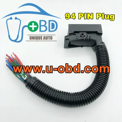 EDC17 connector 94 PIN plug