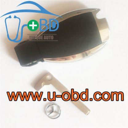 Mercedes Benz 3 button keys